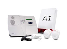 A1 Wire Free Alarm System