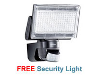 Free Security Light